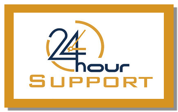 Logo for Outsourced 24HourSupport for ISPs