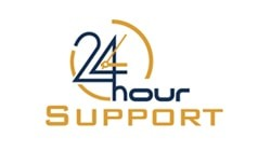 24HourSupport Broadband Support Logo