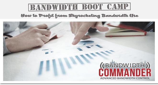 Bandwidth Commander