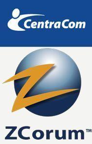 CentraCom - ZCorum Logo