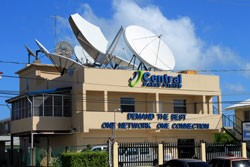 central tv and Internet building