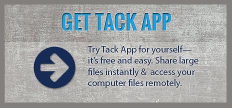 get tack app free header