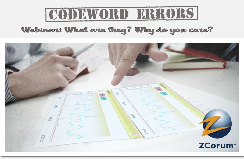 docsis codeword errors