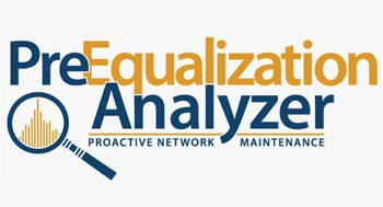 preequalization analzyer media kit logo