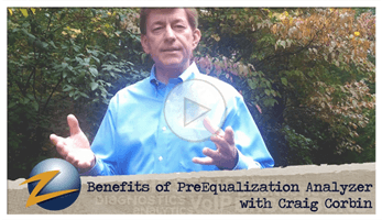 benefits of preequalization analyzer craig play button