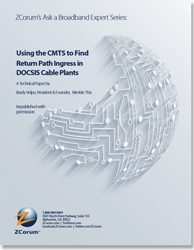 return path ingress white paper cover