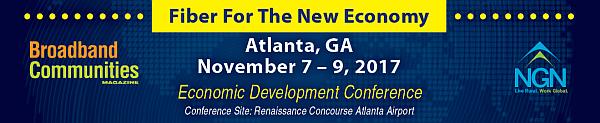 broadband communities economic development conference