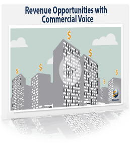 Commercial Voice Opportunities