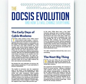 docsis 3.1 evolution white paper cover thumbnail