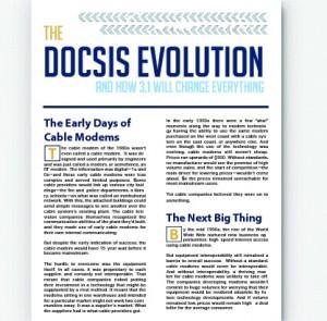 docsis 3.1 evolution white paper cover thumbnail