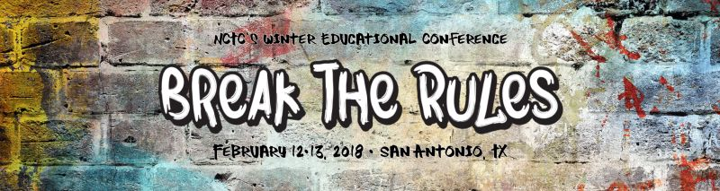 NCTC Winter Educational Conference 2018