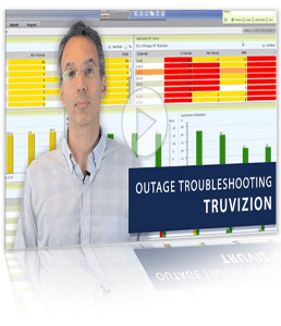 outage troubleshooting screen truvizion reflect