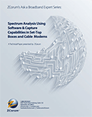 spectrum capture analysis white paper cover