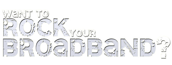 rock your broadband transparent