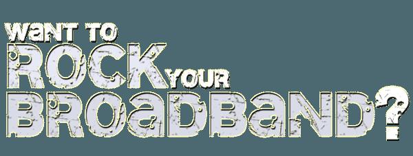 rock your broadband transparent