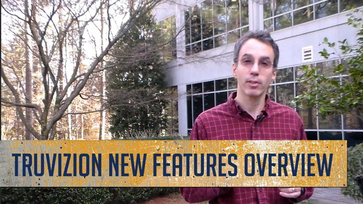 truvizion new features rick main