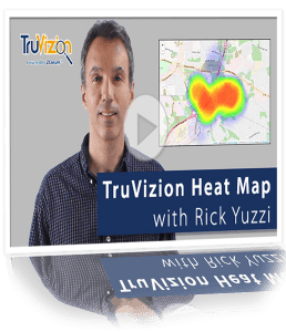 truvizion heat map feature rick relective