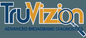 TruVizion Broadband Diagnostics Logo