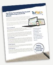 truvizion dsl diagnostics product sheet thumb