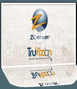truvizion features docsis diagnostics thumb