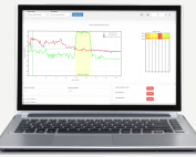 upstream analyzer screen laptop