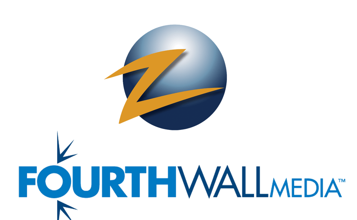 ZCorum FourthWall Media Logo