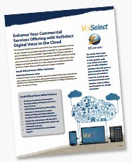 voiselect commercial product sheet