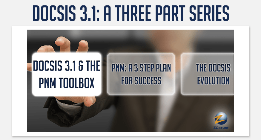 docsis series part 1 pnm toolbox header