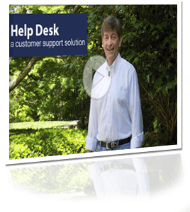 Help desk broadband provider video