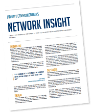 Network Insight Fidelity Communications