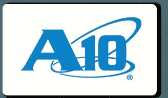 New A10 Logo