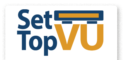 SetTop VU Slider Logo