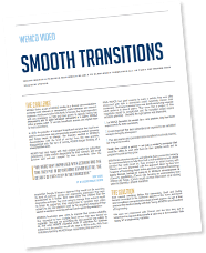 Smooth Transitions WEHCO