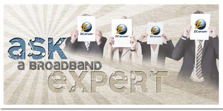 Ask a Broadband Expert