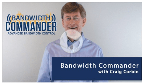 Bandwidth Commander Microsite Slider New Video