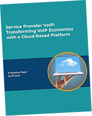 Cloud-Based VoIP Economics White Paper Thumbnail Updated Tilted
