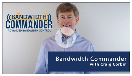 bandwidth commander video craig corbin