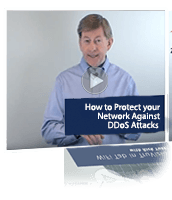 DDoS Attack Protection Video Thumbnail