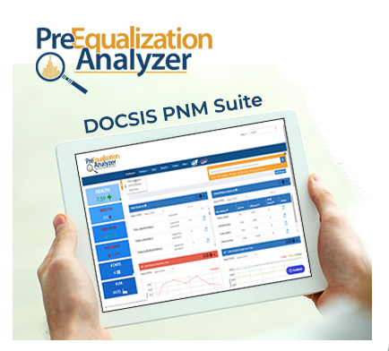 DOCSIS PNM Mobile Slider