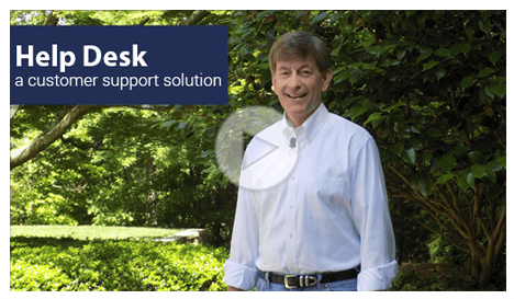 End User Support Helpdesk Video