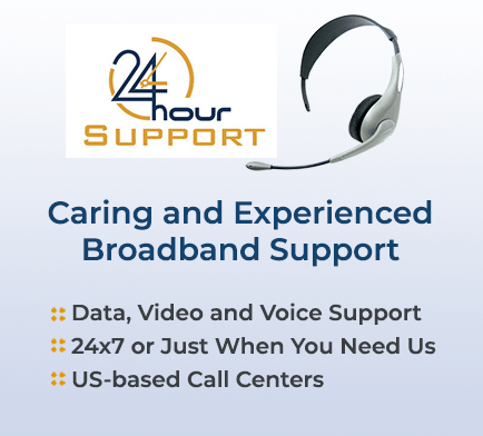 End User Support Static Slider Image