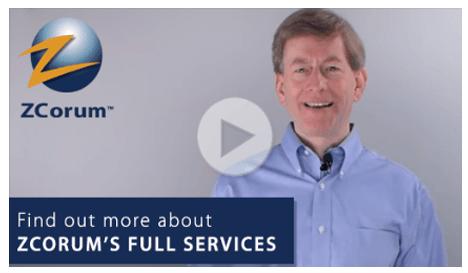 New Full Services Microsite Slider Video