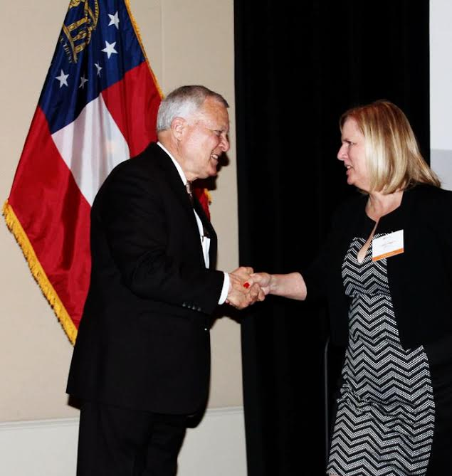 julie compann governor deal globe awards