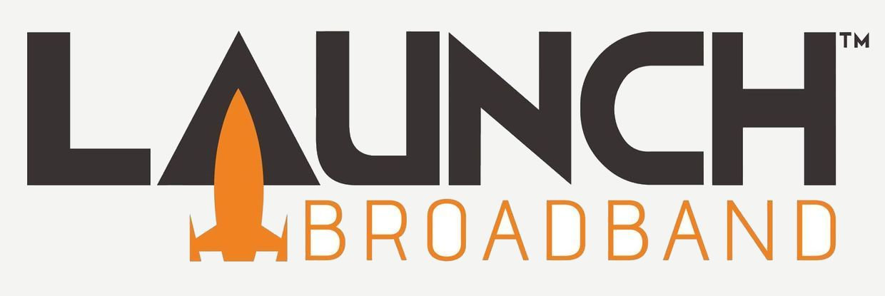 launch broadband logo