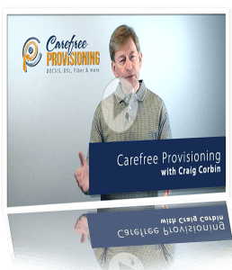 advanced broadband provisioning CPE video