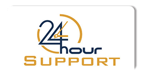 End User Support Microsite Slider Tab Logo