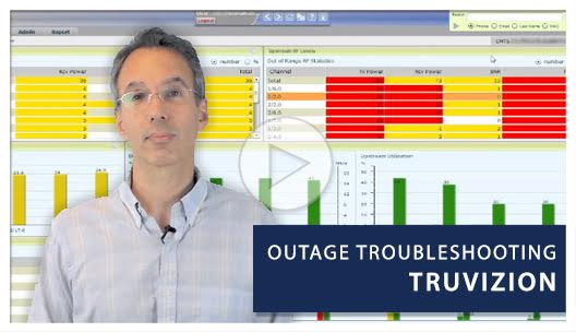 truvizion outage troubleshooting rick play button main