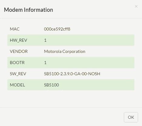 pea modem screen info august 2015