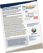 DOCSIS PNM Product Sheet