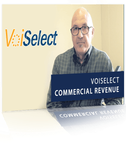 voiselect commercial revenue neal reflect